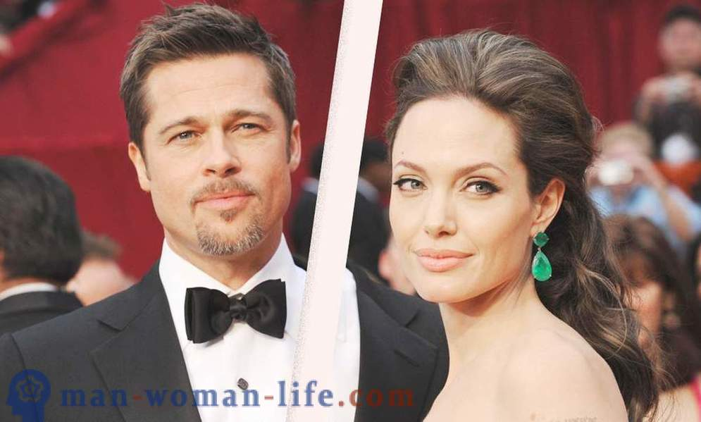 Brad Pitt dating luettelo